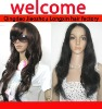 human remy hair stock wig