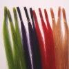 i-tip human hair extension/keratin perbonded human hair extension/remy hair/wig