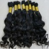 indian hair bulk wholsale price virgin hair bulk