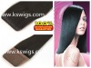 indian hair lace closure silky straight any color are available