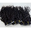 indian hair natural curly weft full cuticle
