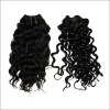 indian hair, natural wave soft , tangle free
