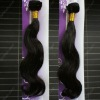 indian remy loose body wave hair weaving with best price
