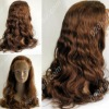 """indian virgin cuticle hair full lace wigs 12"""" to 28"""" in stock"""