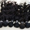 indian virgin hair weft one budle from one girl