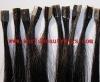 keratin hair extension, italy glue, U-tip