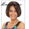 kinky curl synthetic wigs for fashion ladies