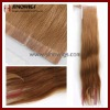 light color style single tape hair extension