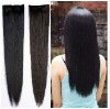 long charming straight clip-in human hair extension