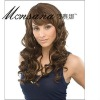 long deep wave synthetic wigs for charming ladies
