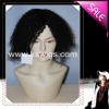 long hair wig,human hair wig,wig color 1