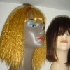 long lace hair wigs/synthetic wigs