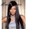 long silk straight wave synthetic wigs for charming ladies