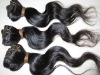 lower price for kilogram indian 16inch/40cm body weave human hair,