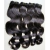 "malaysia remy hair, straight wave 12""~32' in stock for sales"