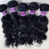 malaysian hair virgin hair weft natural wave