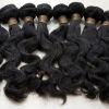 malaysian hair weaving body wave natural color