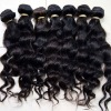 malaysian human hair virgin hair weft wavy