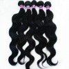 malaysian romance wave hair weaving #1b and #2 in stock