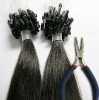 micro ring hair wholesale accept sample order