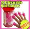 nail soaker/nail rubber remover