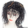 natural afro wigs afro curl lace wig