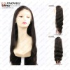 natural color body wave 26 inches lace wigs for women