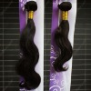 natural color body wave brazilian human hair in stock