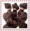 natural color super wave virgin Indian hair weft 4oz