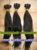 natural straight hair wafting