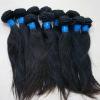 natural straight virgin human hair silky straight indian hair