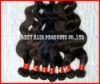 natural virgin remy hair weft hair extensions