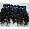 natural wave brazilian human hair remy hair weaving