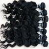 new arrival natural virgin malaysian wavy weft human hair