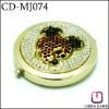 new fashion gift diamond Mickey Mouse cosmetic mirror,CD-MJ074