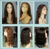 new fashion good quality indian full lace wigs