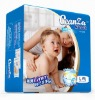 new improved disposable cotton baby diapers