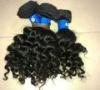 new style fashion deep wave/spanish wave human hair weft