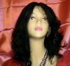 new style top quality brazilian hair full lace wig golden perfect 179