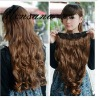 newest and hotsale fashionable human hair extension