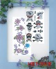 newest goldfish paper body tattoo sticker
