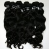 nice quality loose natural indian hair weave for xmas