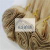 no shedding problem virgin hand tied weft