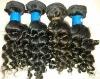no tangle brazilian virgin kinky curly hair weaving on sale