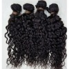 non processed indian natural hair virgin hair weft