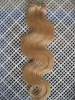 on sale 100% indian human remy hair extensions hair weft