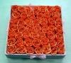 orange rose soap