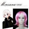 perfect-cool Bleach 11th Division Kusajika Yachiru Cosplay Wig Cosplay synthetic Wig