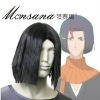 perfect-cool Bleach Ayasegawa Yumichika Cosplay synthetic Wig
