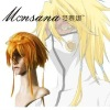 perfect-cool Bleach Halibel Cosplay synthetic Wig